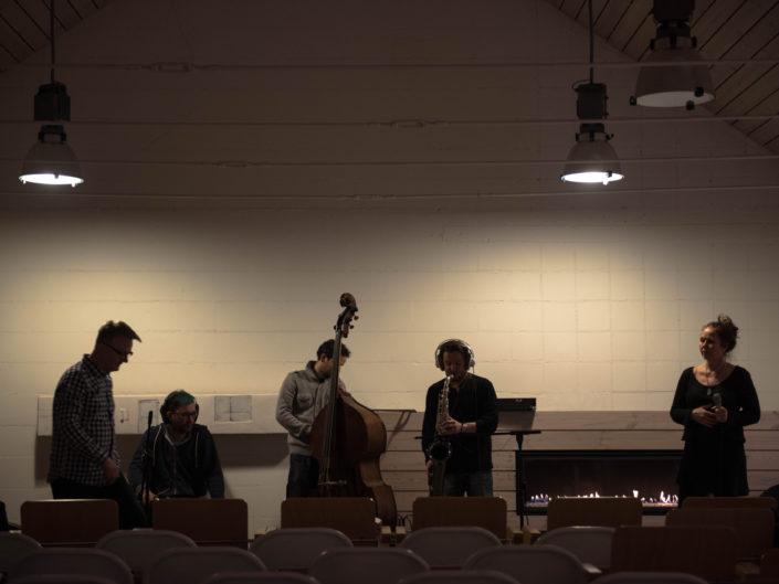jazz koncert, Grzech Piotrowski