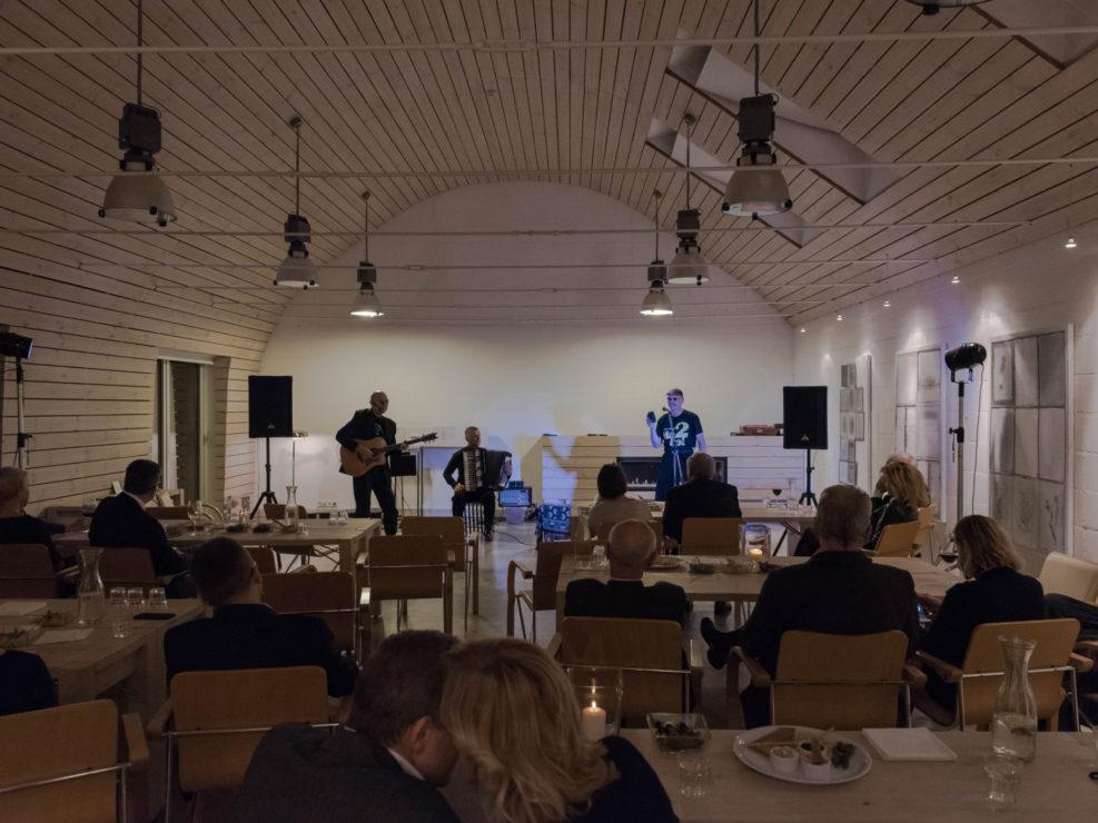 Artistic Loft sala konferencyjna wielofunkcyjna