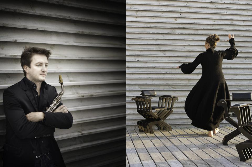 Koncert - Performance - Wystawa. Ruth Wilhelmine-Meyer, Grzech Piotrowski, Meggy Bernhardt